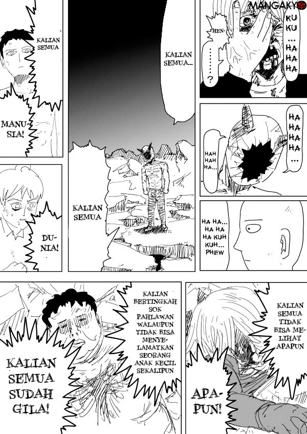 Onepunch-Man ONE Chapter 92-25
