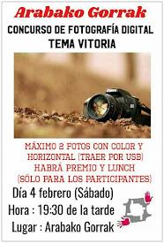 CONCURSO FOTOGRAFÍA DIGITAL // SÁBADO, 4 FEBRERO