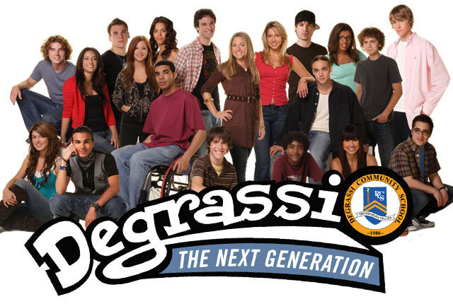 are any degrassi characters dating in real life And didn't seem to suffer any real persecution what did degrassi become  in real life then why is  degrassi writers have to make a character, .