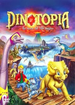 Dinotopia - En busca del rubi magico
