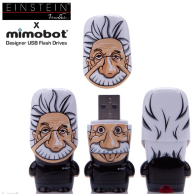 Einstein USB memory stick