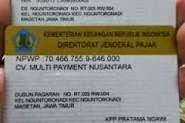 PPOB Bukopin - Legalitas Perusahaan CV. Multi Payment Nusantara