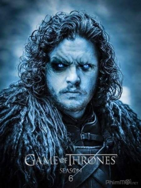 Cuộc Chiến Ngai Vàng Phần 6 - Game Of Thrones Season 6 (2016)
