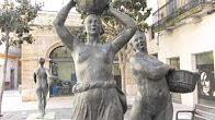 La ruta de las esculturas de Reus
