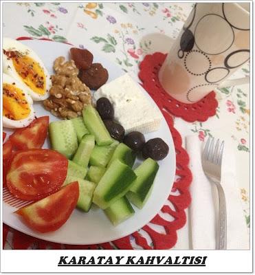 "KARATAY DİYETİ MENÜSÜ 5"""