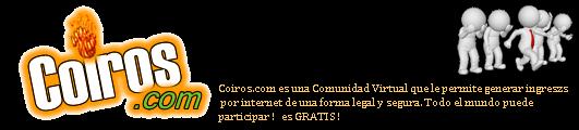 CoirosesDinero | Tu oportunidad de Ganar Dinero en Internet