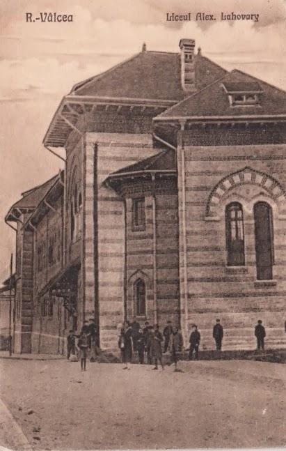 Liceul Alexandru Lahovary din Ramnicu Valcea