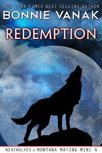 Redemption by Bonnie Vanak