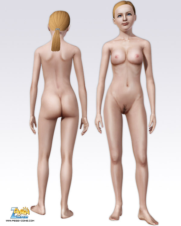 2 adult sims skin