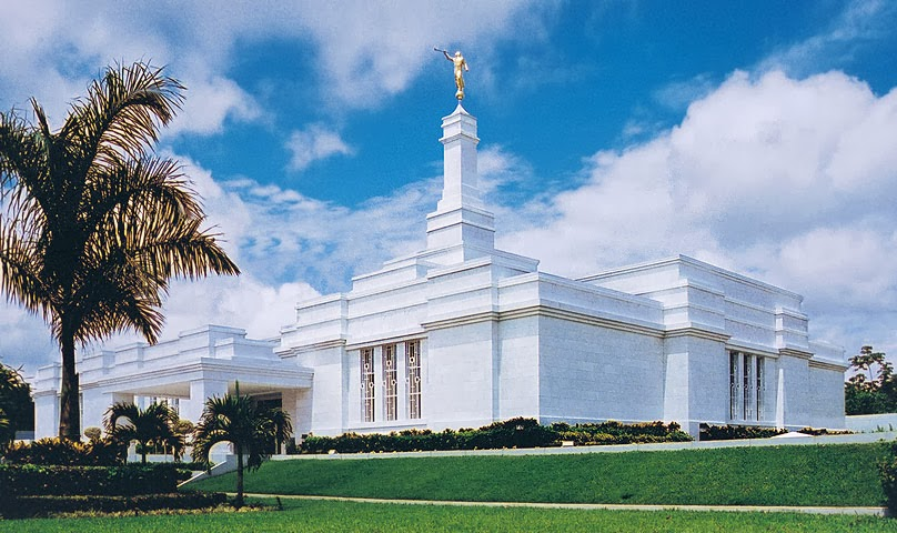 Villahermosa  Temple