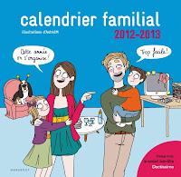 Calendrier familial 2012-2013