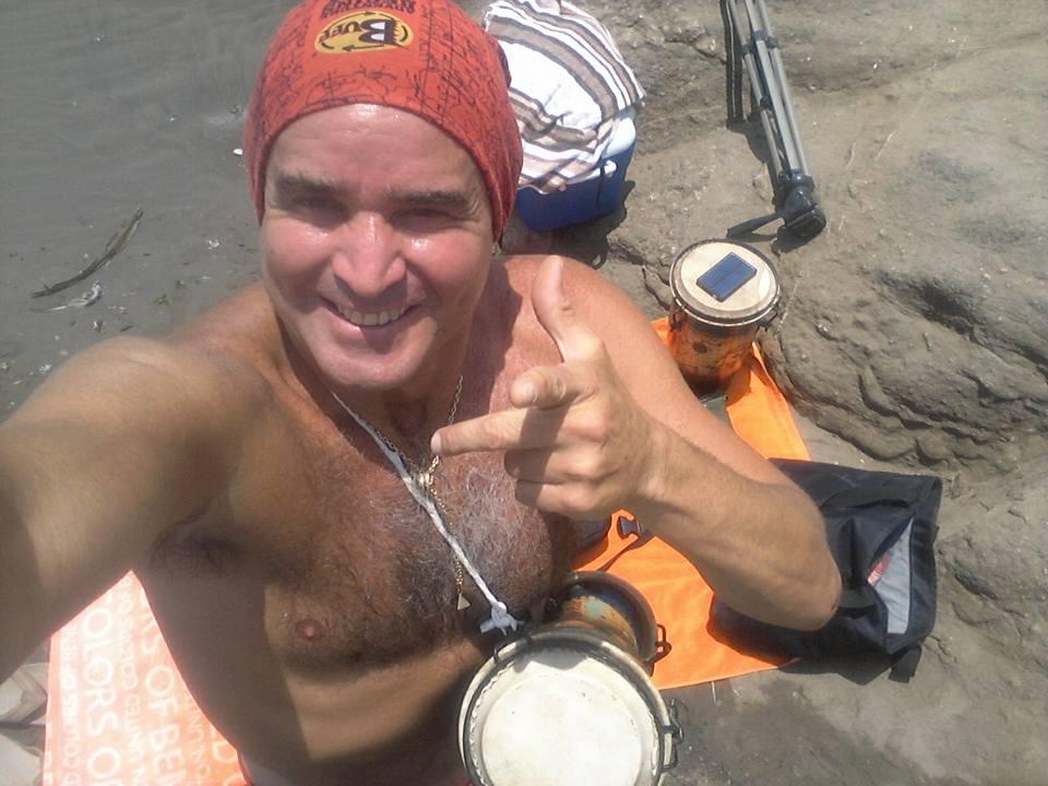 6-03-2016-Lindo dia de playa Hornillos Huacho-Peru