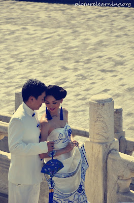 Temple of Heaven Wedding Photos