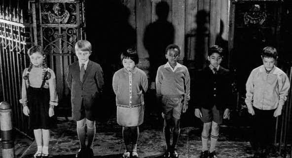 Village of the Damned (1960) - Karanlık Sinema Children Of The Damned 1964