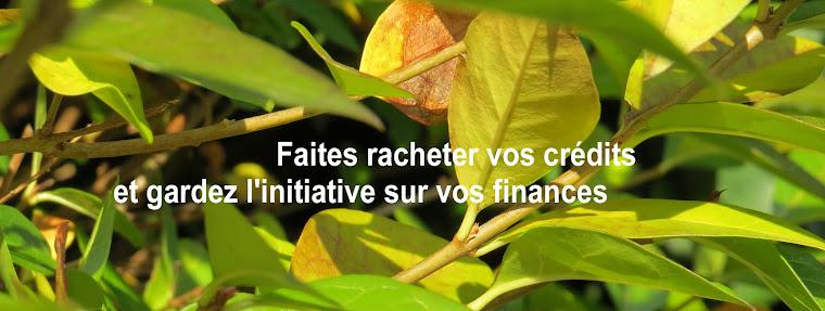 Le rachat de crédit : Gardez l'initiative sur vos finances.