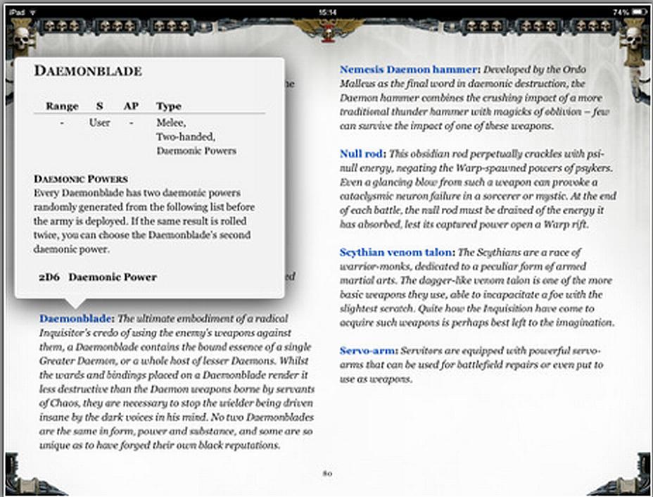 inquisition codex 7th edition pdf