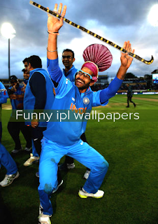 Shikhar Dhawan Funny Wallpapers
