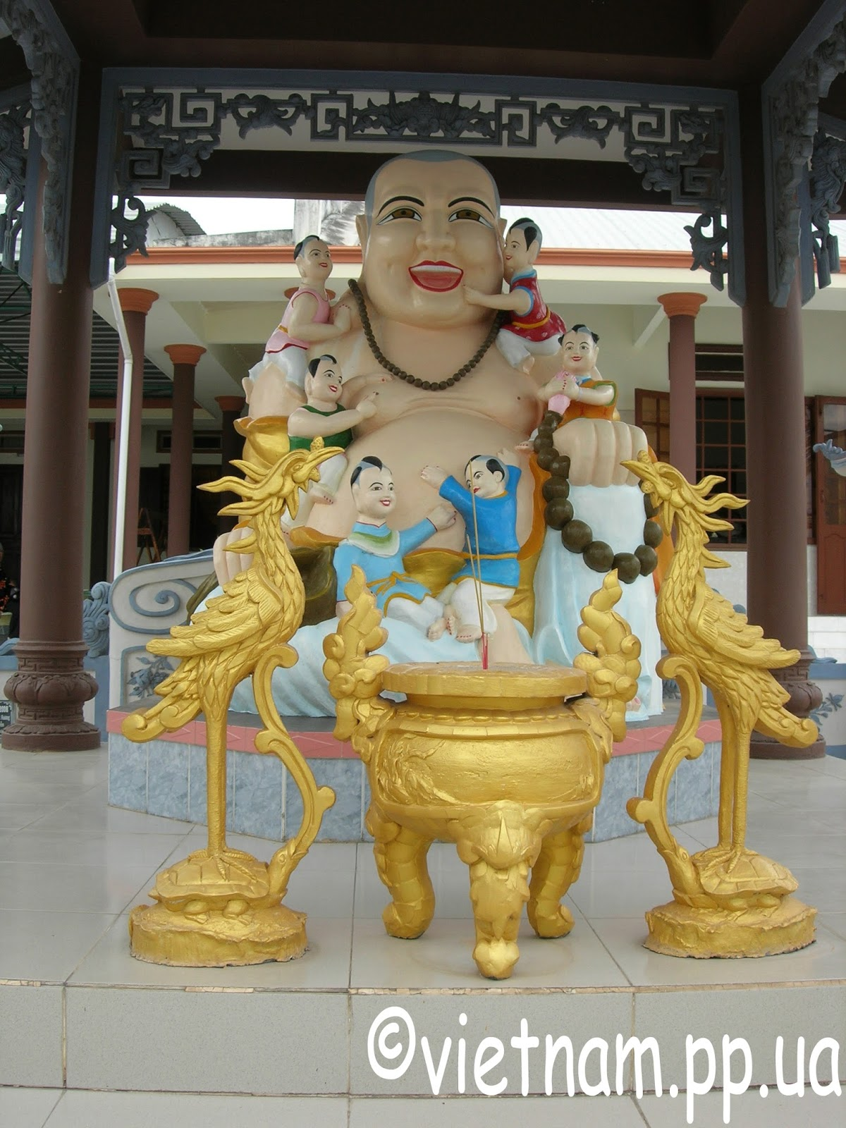 Детский Будда
