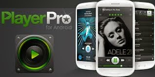 PlayerPro Music Player v3.1 Apk cover