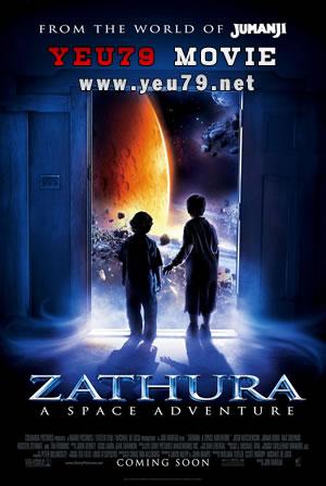 Lạc Ngoài Không Gian - Zathura: A Space Adventure