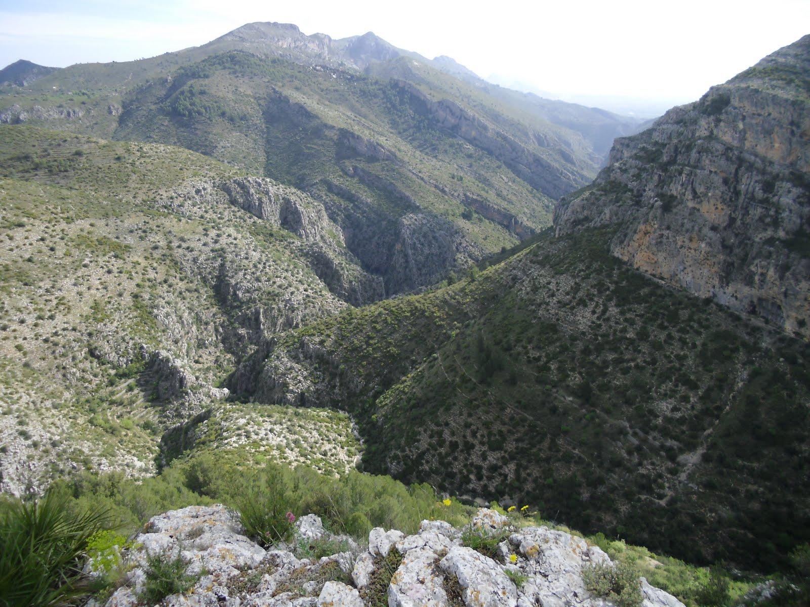 Barranc de Racons