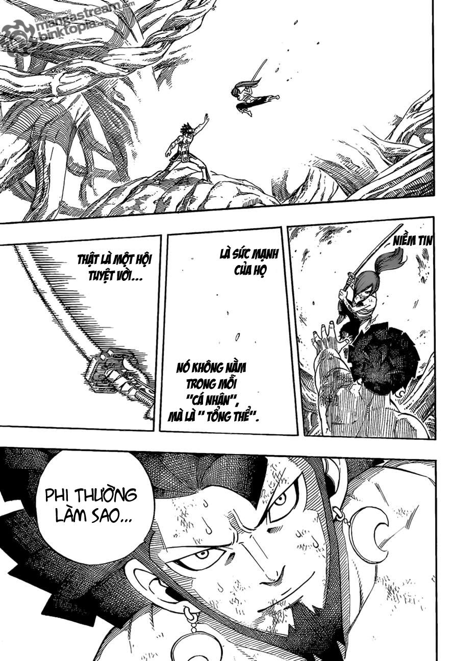 Fairy Tail chap 237 page 16 - IZTruyenTranh.com