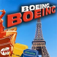 Boeing Boeing playbill