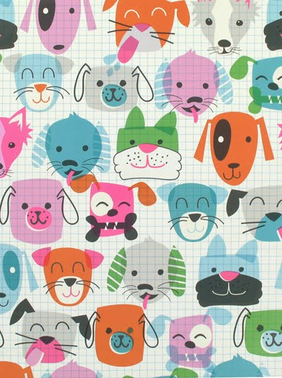 Print Amp Pattern Paperchase Week Pooch Life