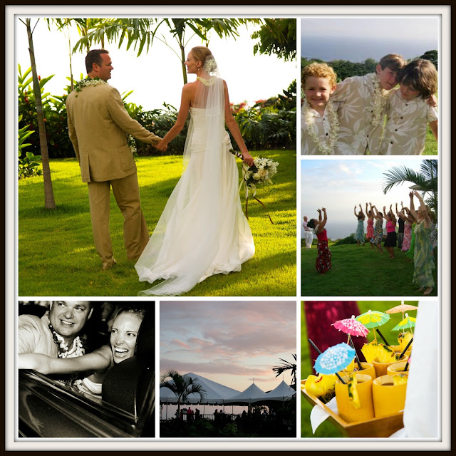 Big Island of Hawaii Wedding