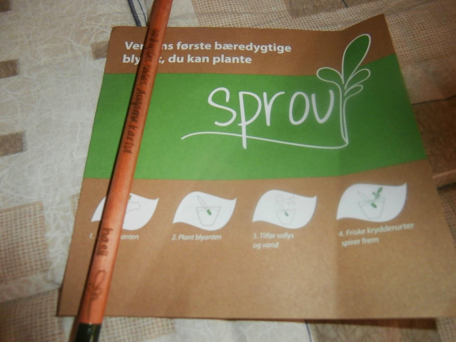 Collaborazione Sprout