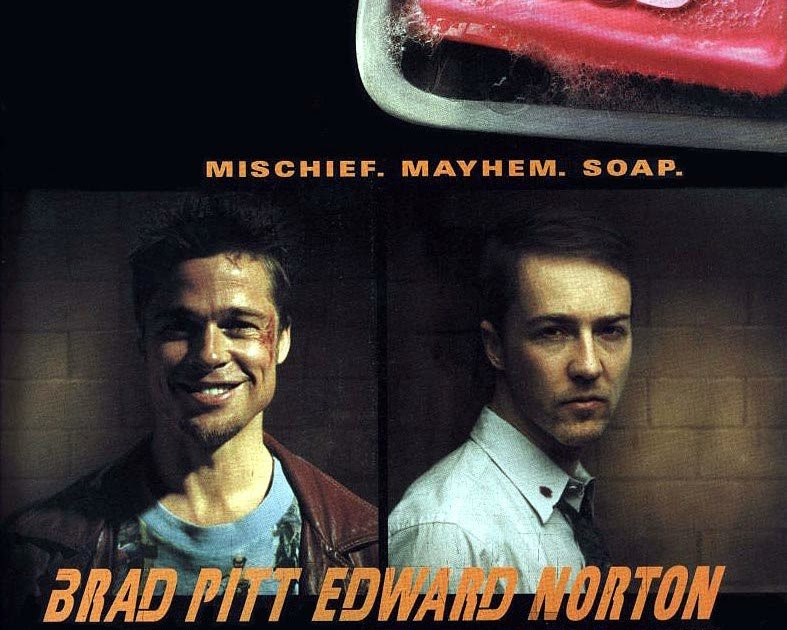 a movie review of fight club Given the antimaterialist undertones of the 1999 movie fight club, it seems a little strange that it has been spun off into a video game, especially this long after.