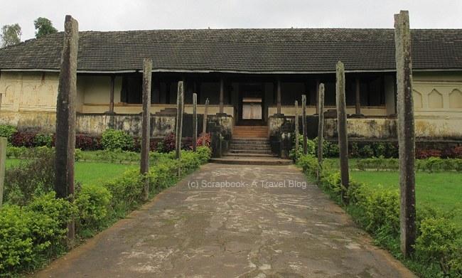 Keladi Rameshwara temple Karnataka