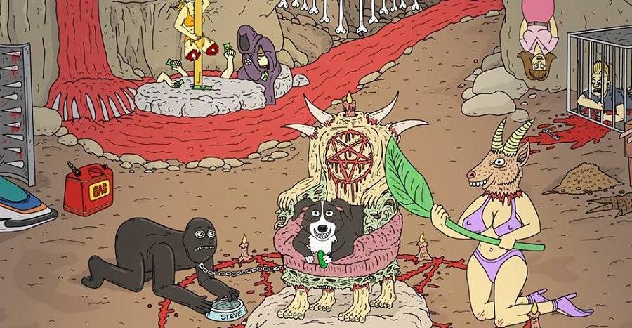 Desenho Mr. Pickles - 3ª Temporada Torrent