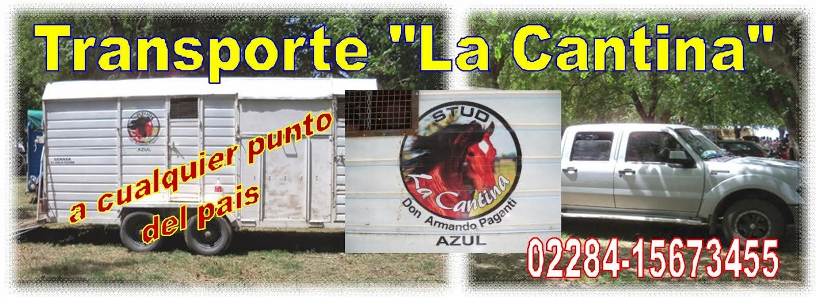 Transporte La Cantina