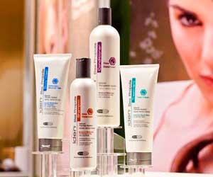 cosmeticos para el cuidado del pelo