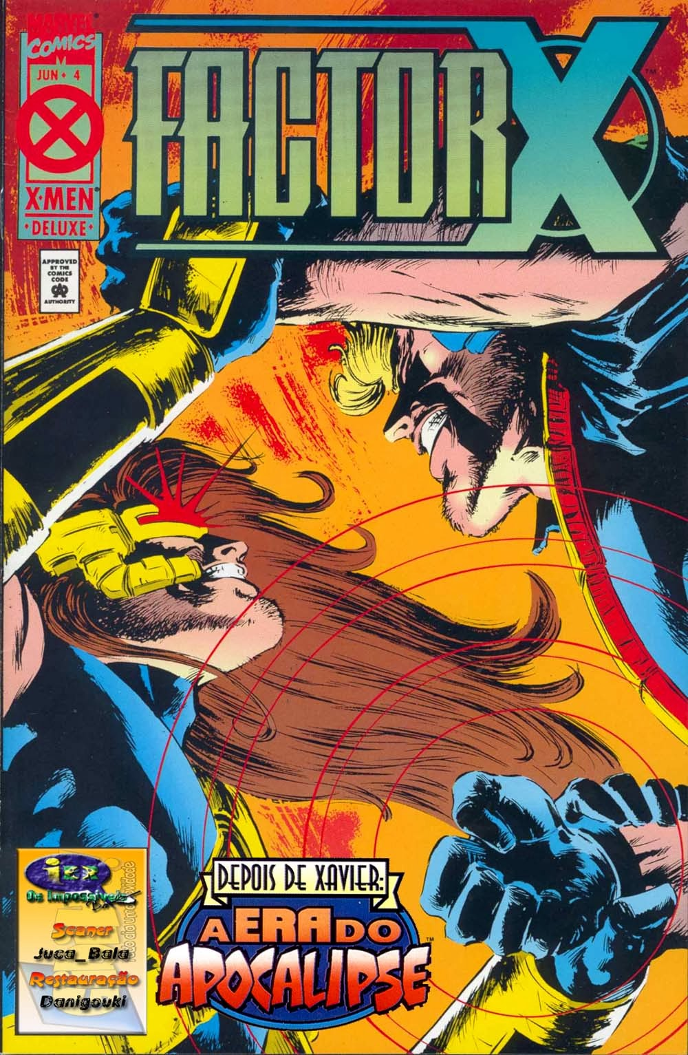 X-Men - A Era do Apocalipse #42