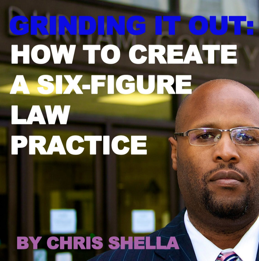 Law Practice: Law Attorney/Author Chris Shella Gives Tips For Creating A