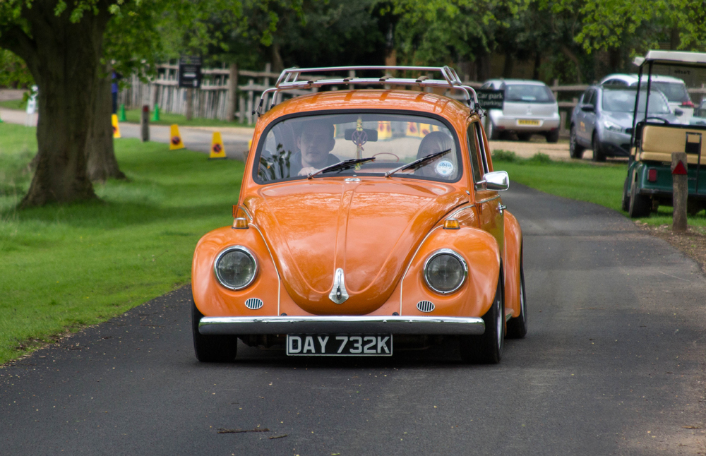 Escapes and Photography: Classic Cars at Charlecote Park