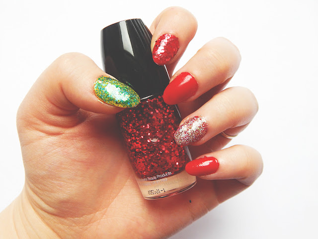 Christmas Nails || Blogmas