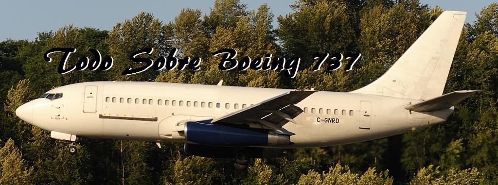 Todo Sobre Boeing 737