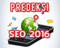 5 Prediksi SEO Untuk 2016