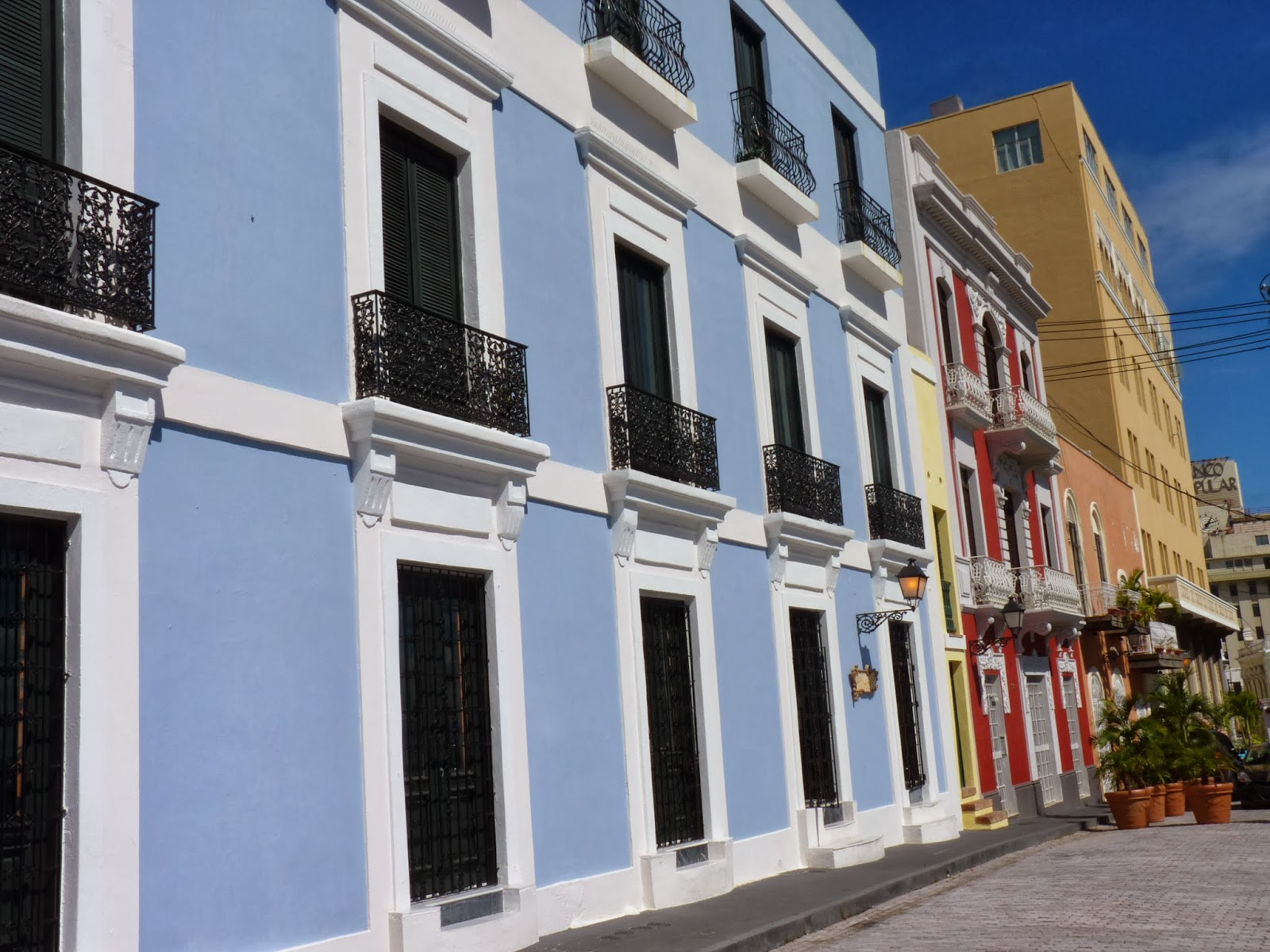 The Unpaved Road: Old San Juan