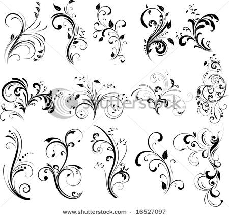 Tattoo Fonts Characters