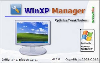 Yamicsoft WinXP Manager 8.0