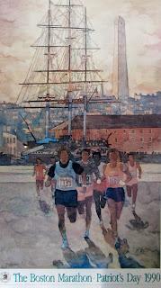 Reflections on past Boston Marathons