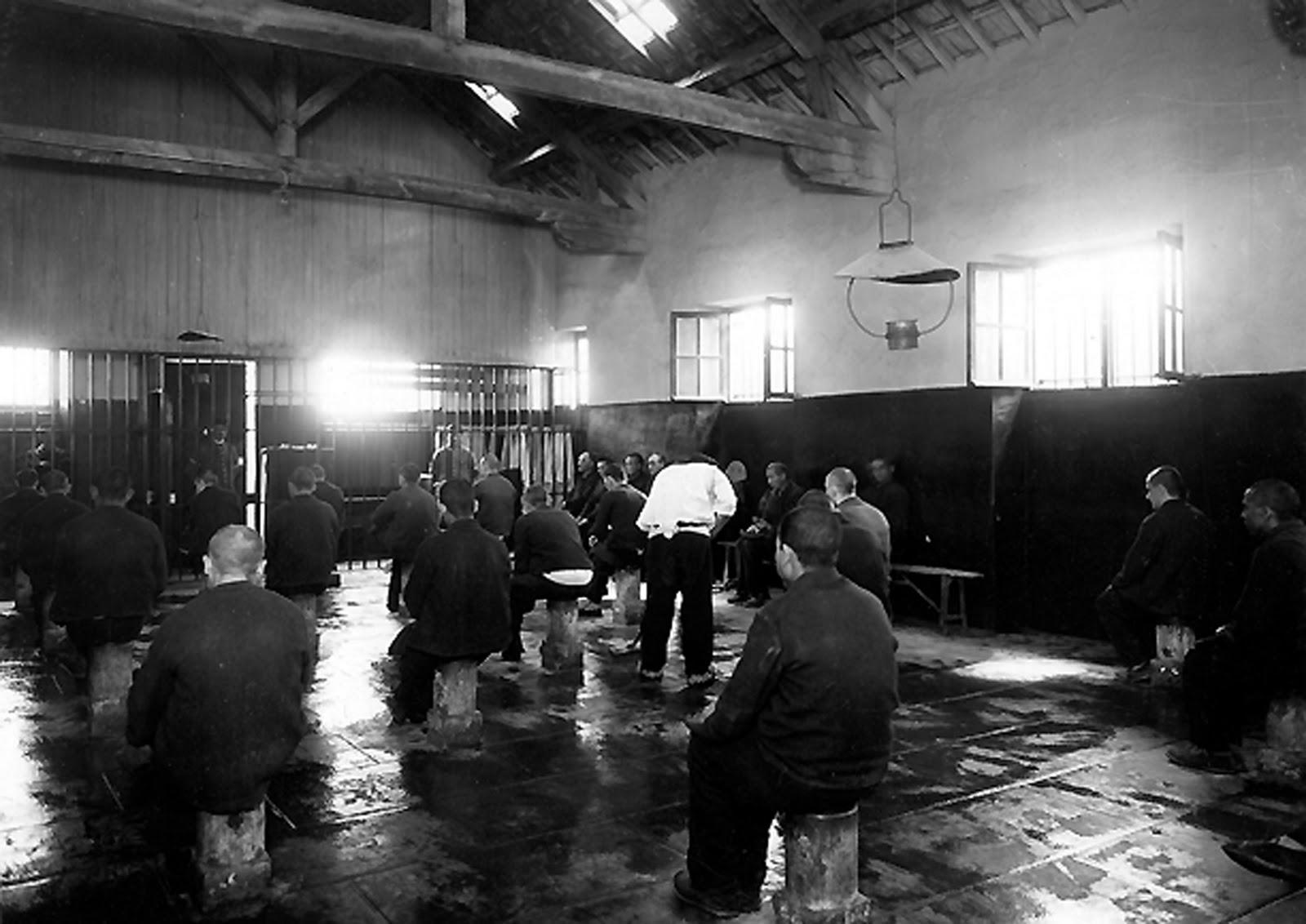 maison d arr 234 t de limoges 1930 photo henri manuel flics et voyoux prison