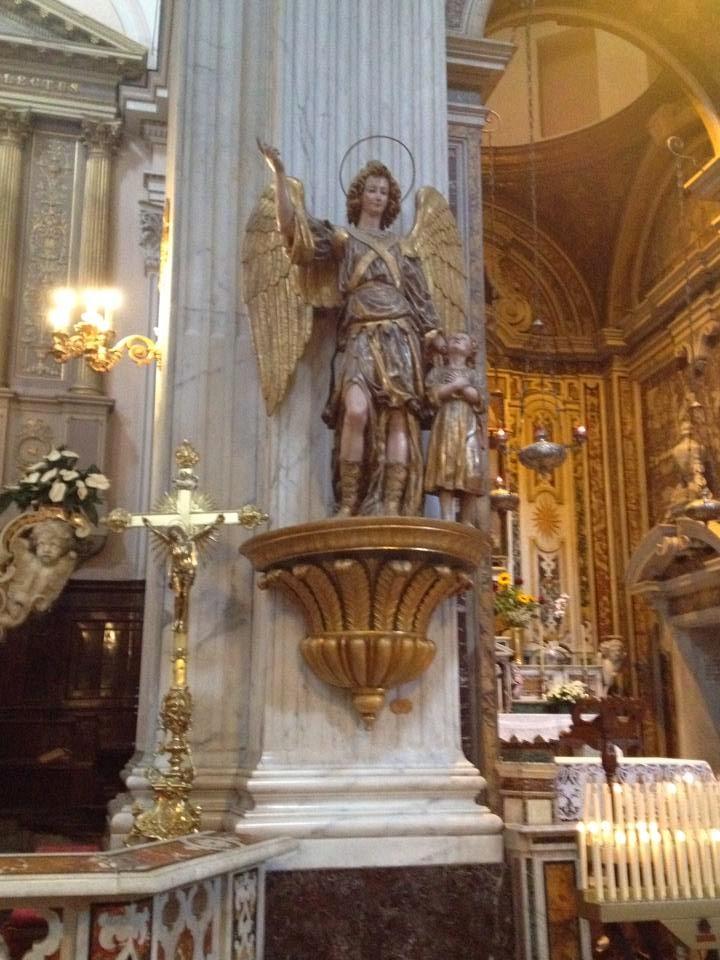 Salotto culturale stabia la basilica metese di santa for Abbellimento del lotto d angolo