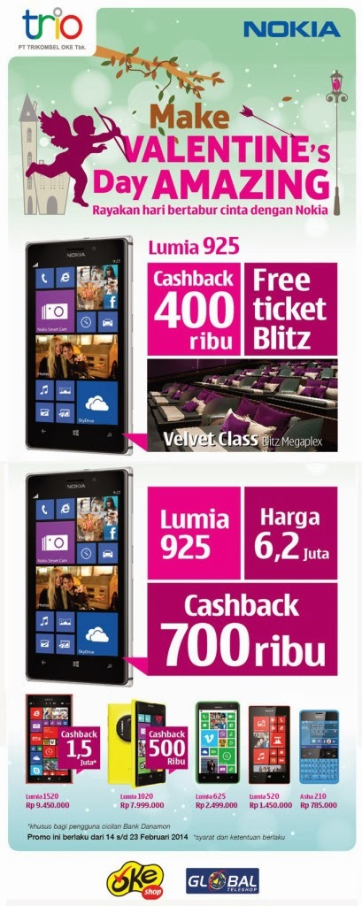Promo terbaru Global Teleshop