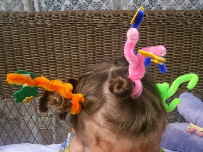 Juega a hacer grandes peinados Mil Juegos de Chicas - Juegos De Peinados Divertidos