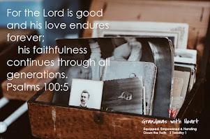 God is Faithful; We Can Be Faithful, Too!